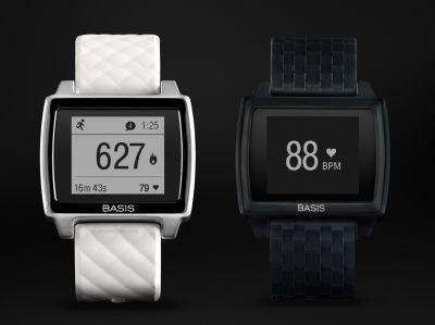 Monitor de actividad física y sueño Peak de BASIS
