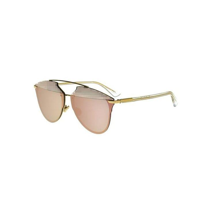 Gafas de Sol DIOR REFLECTED P PIXEL Gold Crystal - Pink Gold Pixel