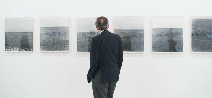 Jan Dibbets'exhibition