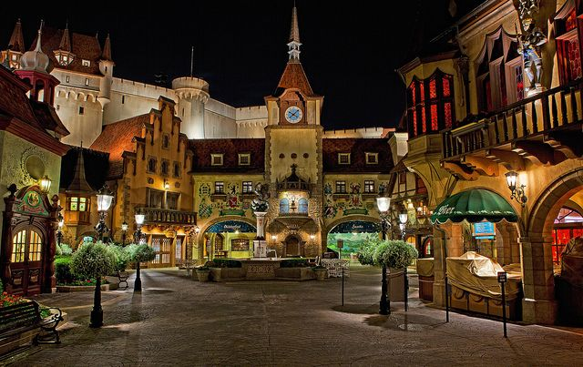 Walt Disney World - EPCOT - Germany