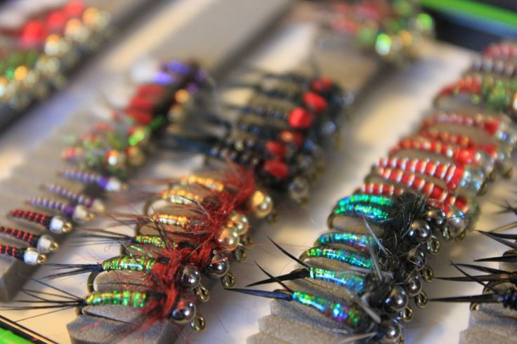 Winter Fly Tying - time to fill in the holes - Ben Smith (Arizona Wanderings)