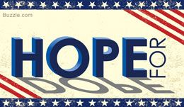 Funny campaign slogan