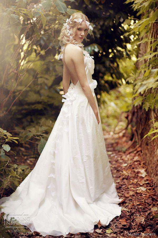 Marie Laporte Wedding Dresses 2012 | Wedding Inspirasi