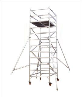"""We are leading manufacturer of <a href=""""http://www.sendhamarai.in"""">Aluminium Scaffolding</a> Towers and suppliers in Pune, Chennai, Bangalore, Ahmedabad, Hyderabad, Delhi, Kerala All Over India. Our towers are manufactured from high grade aluminium. It comes as an easily assembled and manufacturered set of parts that can be put together to suit the need of customer aspect. We've option to chose between narrow width or wide width."""