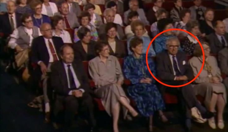 He Saved 669 Children During The Holocaust… And He Doesn't Know They're Sitting Next To Him. - http://www.lifebuzz.com/old-scrapbook/