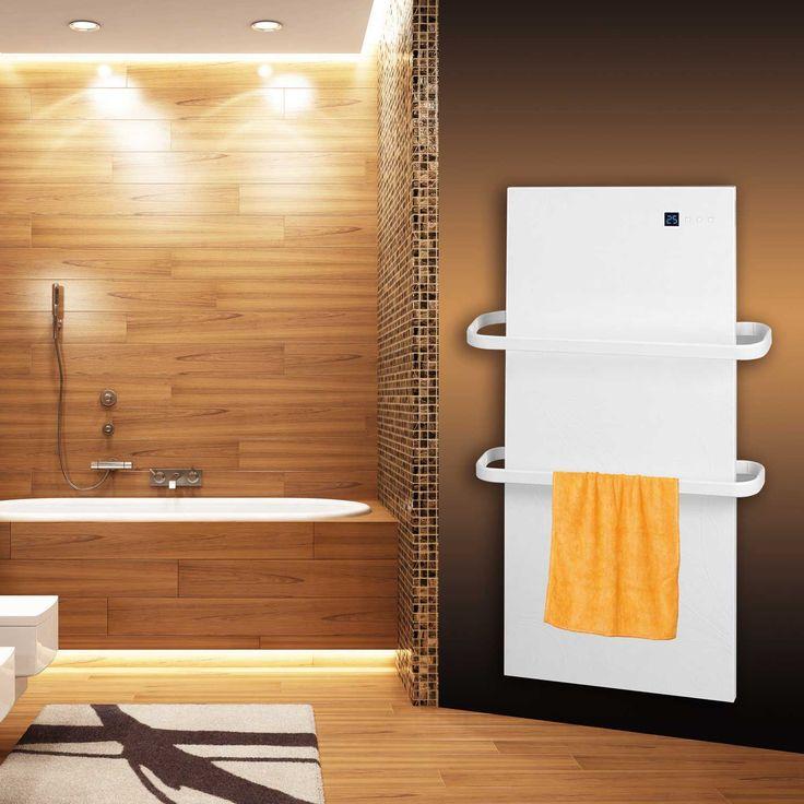 1000 images about salle de bain on pinterest pip With porte d entrée alu avec seche serviette salle de bain soufflant
