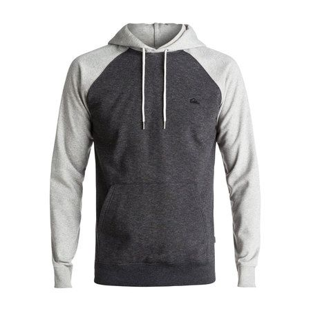 Quiksilver Everyday Pullover Hoodie - Tarmac Heather