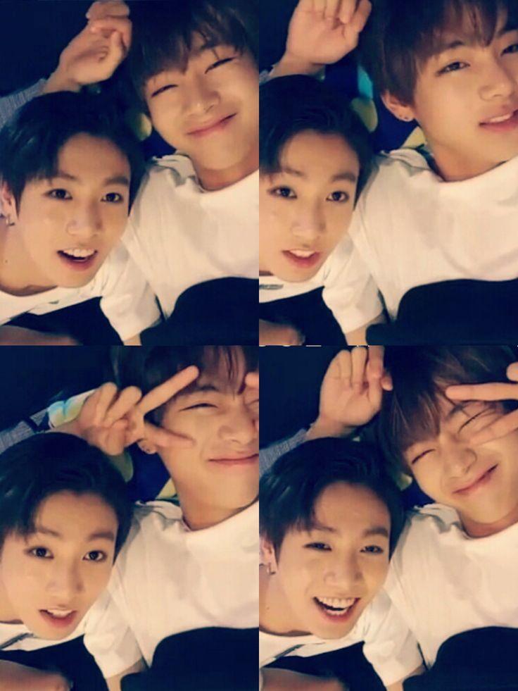 Bts Taehyung and Jungkook