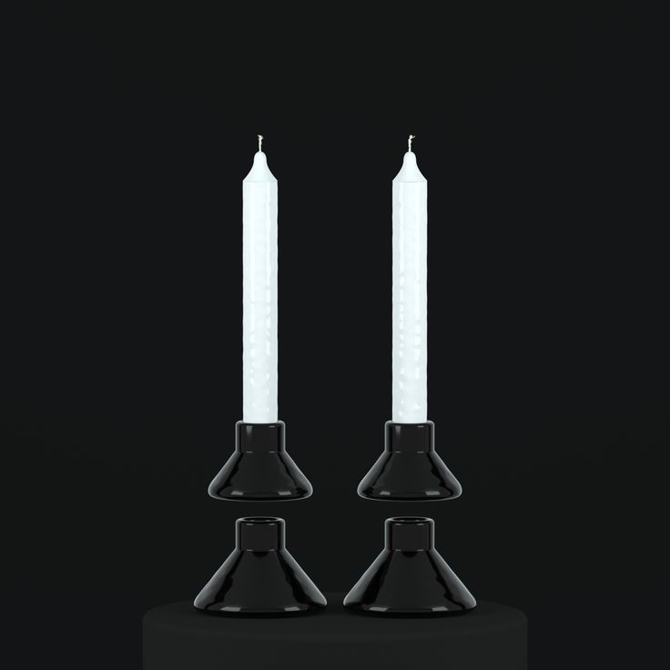 PRIMITIVS - KIT NO.2  A preselected kit of 4 PRIMITIVS pieces in 3D-printed glossy ceramics in beetle black.  PRIMITIVS - Changing moods  #3Dprinted #3Dprintedceramics #3Dprinting #ceramics #decoration #productdesign #interiordesign #black #blackceramics