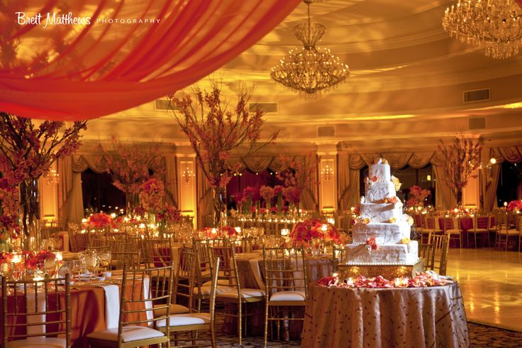Glamorous New York Wedding at a Historical French Château