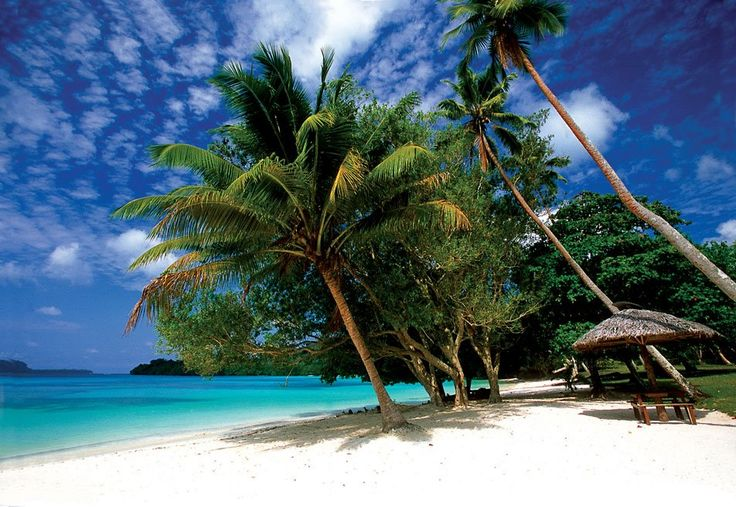 Looking forward to Port Vila, Vanuatu 10 days to go.....