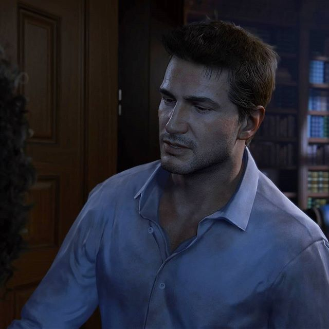 """Nathan Drake vs Nadine Ross! Nate, """"Well, neither are you. But I tell ya what…"""