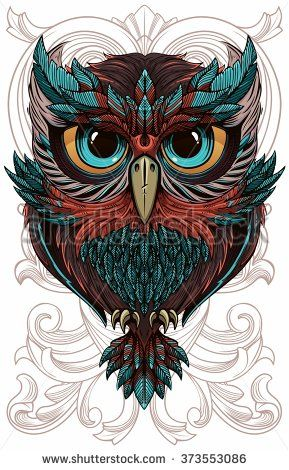 Owl Fotos, imágenes y retratos en stock | Shutterstock