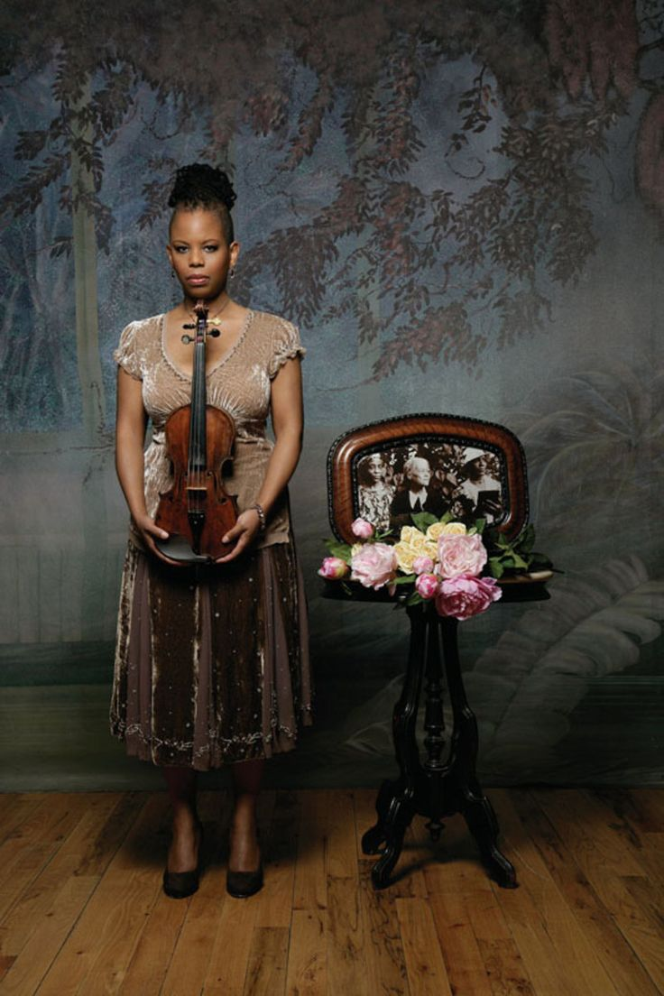 Regina carter detroit mi 1966 simply the most significant living jazz violinist