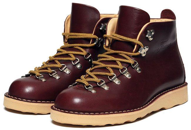 "Fracap Scarponcini Boot ""Bordeaux"" - EU Kicks: Sneaker Magazine"
