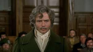 """""""Les Miserables"""" (1978) = """"Nędznicy"""" (1978), Richard Jordan"""