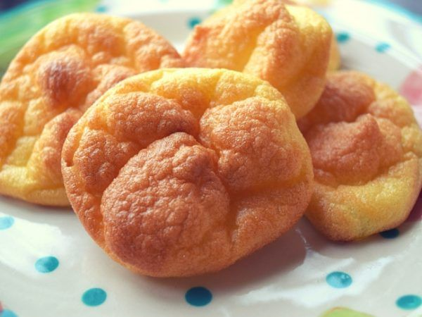 There is a bread that doesn't contain gluten, carbs, or sugar. This bread is known as the Cloud Bread. You require these straightforward ingredients...