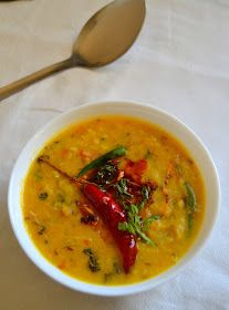 Dal Tadka (aka Tempered Yellow Lentils) from the Punjabi cuisine is a prominent dish in every restaurant / eateries  / dhabas in Indi...