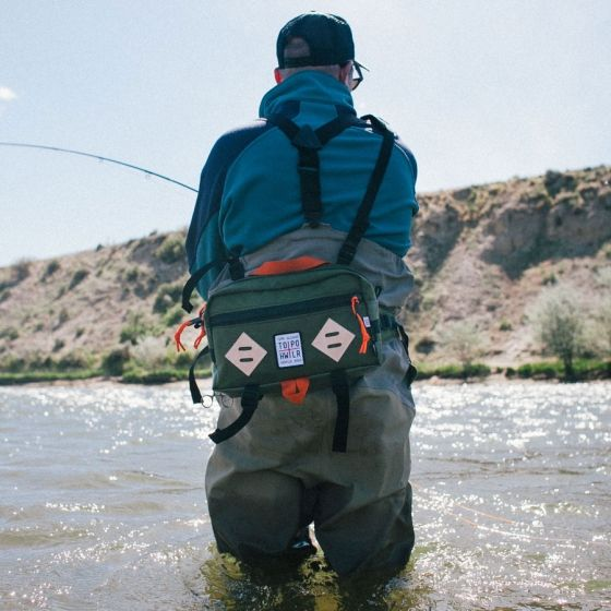Fishing bag must have for upcoming trip up the northwest for Fishing must haves