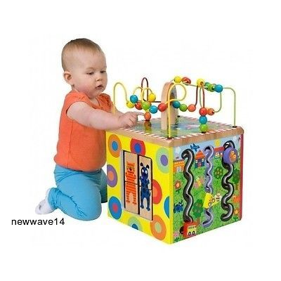 Early Development Toy Wooden Educational Early Baby New Wood Toys - BUY NOW ONLY 103.12