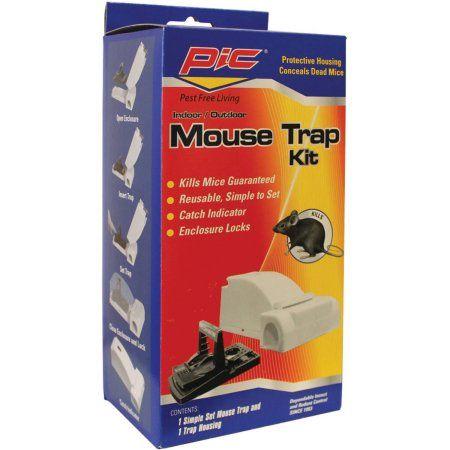 Pic Mtk Housing Mouse Trap Kit Multicolor Mouse Traps Glue Traps Dead Mouse