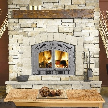 wood burning stoves with stonework - Bing Images