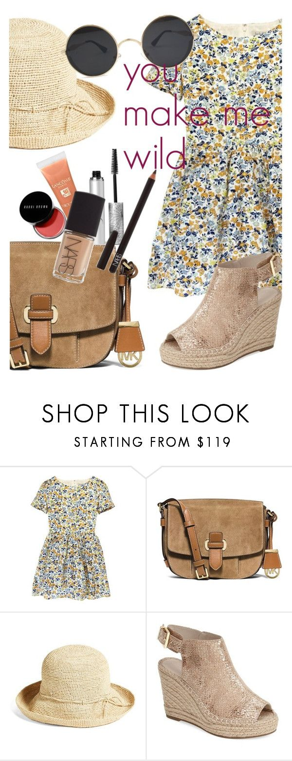 """""""on a summer day"""" by ivyfanfic ❤ liked on Polyvore featuring Jack Wills, MICHAEL Michael Kors, Helen Kaminski and Kenneth Cole"""