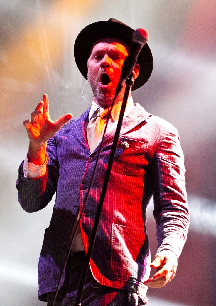 Tragically Hip~ Gord Downie