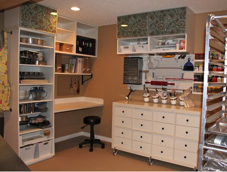 Cake Studio – Baking Storage Solutions... Now just have to figure out how to do something like this in my little space!