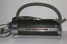 Image result for Vintage Electrolux Vacuum