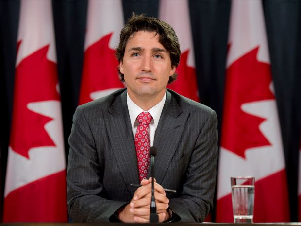 Justin Trudeau, Canada's new Prime Minister....~What an amazing leader he is turning out to be....love him!