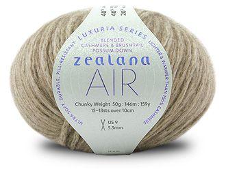 Zealana AIR Chunky L01Natural