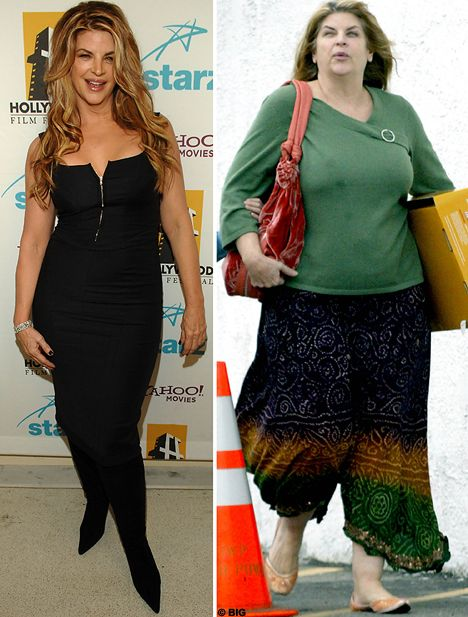 How Kirstie Alley Lost 100 Pounds!
