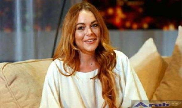 Lindsay Lohan spotted wearing burkini