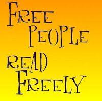 Vrije mensen zijn vrij om te lezen wat ze willen