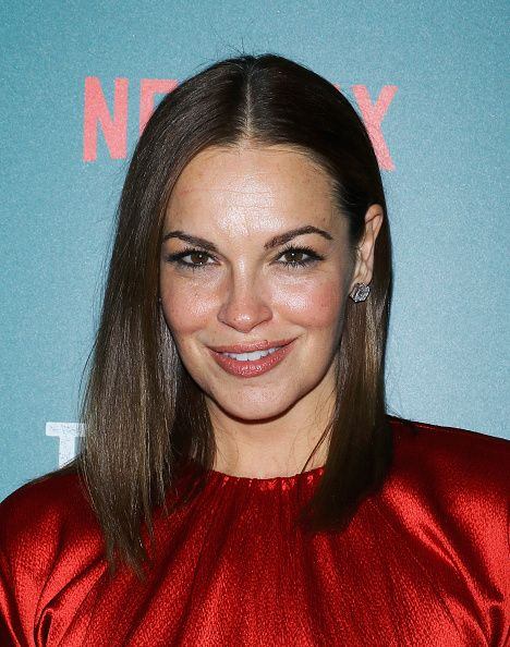 Actress Tammy Blanchard attends the special screening of 'Tallulah' hosted by Netflix at Landmark Sunshine Theater on July 19 2016 in New York City