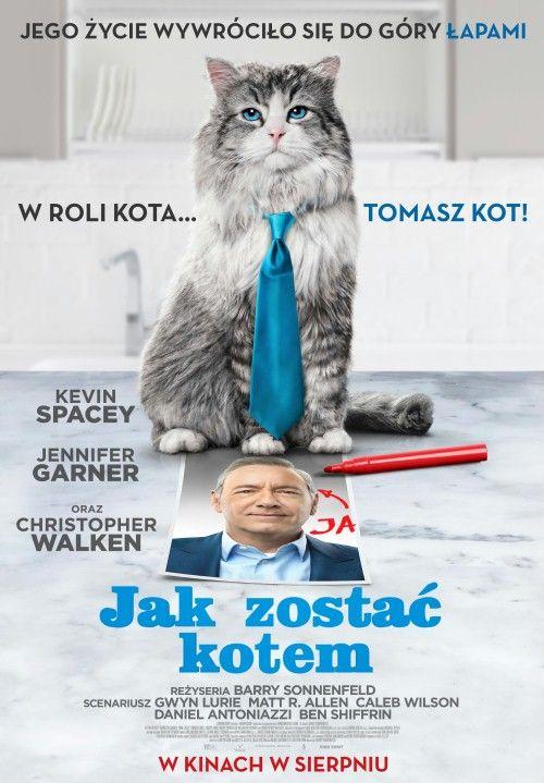 """Jak zostać kotem"" (2016) Polski Dubbing już teraz on-line na Seanse24!"