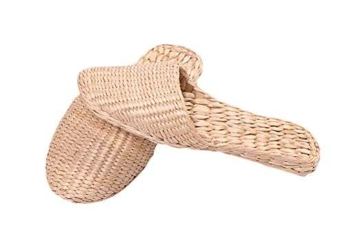 Shop https://goo.gl/WqnX7d   YUDU Men's Casual Handmade Natural Straw Indoor Slippers Ecological Shoes Massage Sandal    9.99 $  Go to Store https://goo.gl/WqnX7d  #Casual #Ecological #Handmade #Indoor #Massage #Mens #Natural #Sandal #Shoes #Slippers #Straw #YUDU