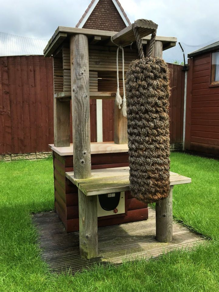 30 Best Diy Outdoor Cat House Plans Outdoor Cat House Cat House Plans Outdoor Cat Shelter