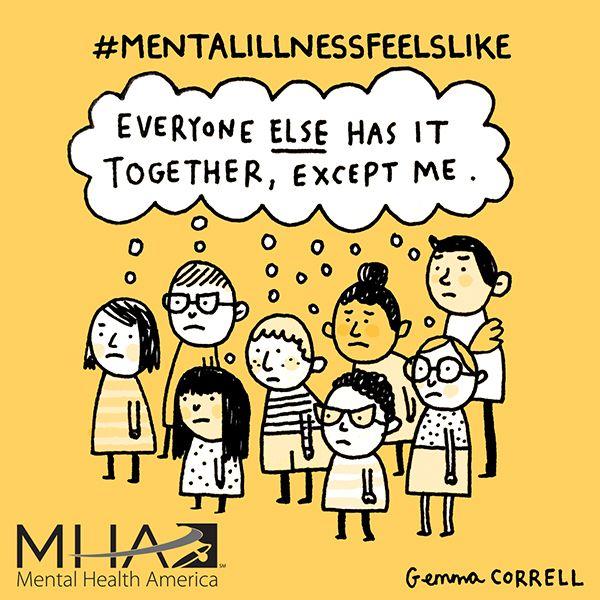 how can i improve my mental health