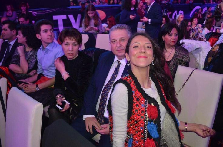 Eurovision 2016❤️Baia Mare❤ ❤️️Romania❤️  Romanian girl Traditions Proud Happiness  Love my family