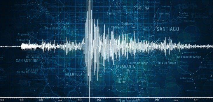 Sismo de menor intensidad en la Región de Tarapacá