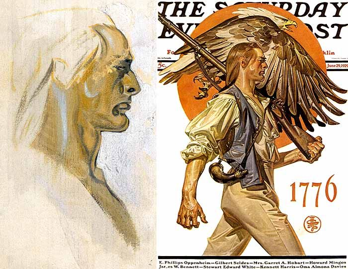 joseph christian leyendecker wallpapers - photo #4