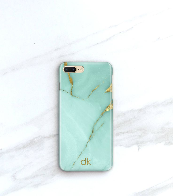Personalized Phone Case, iPhone 7, Plus Aqua Marble iPhone 6S Case, Turquoise and Gold, iPhone 6S Plus Case, SE, 5S, Samsung Galaxy by JoyMerrymanStore on Etsy https://www.etsy.com/listing/522109505/personalized-phone-case-iphone-7-plus