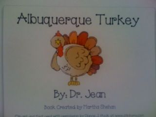 Albuquerque Turkey fun with Dr. Jean...my parents even ask for the words