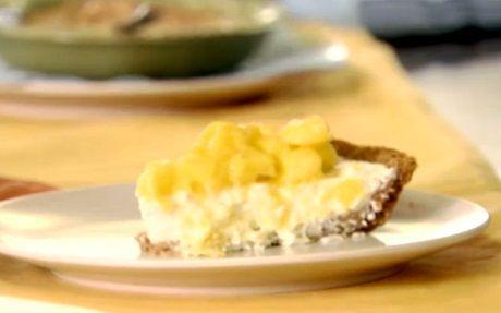 Honey Yoghurt Cheesecake Recipe by Anna Olson