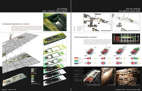 Architecture Design Layout mọi kích thước | architecture portfolio 49-50 | flickr – chia sẻ
