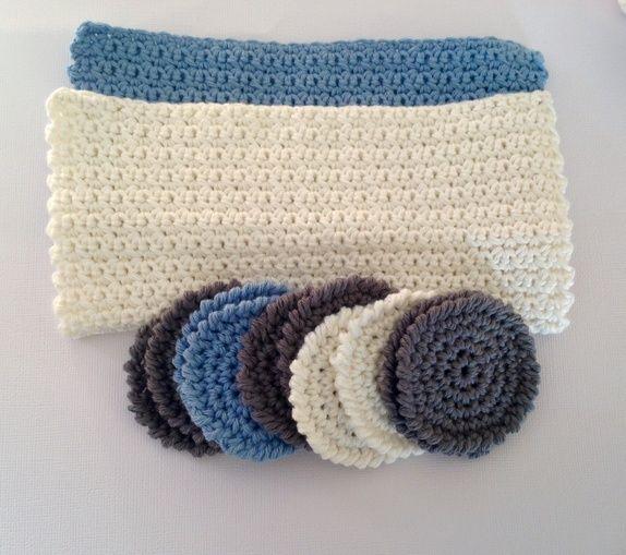 Vaskekluter og bomullspads