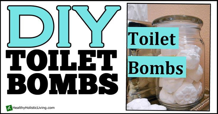UGH cleaning toilets is not necessarily high on most folks list of things they love to do but with toilet bombs you might just get a kick out of it.  Check out this DIY on making your own toilet bombs.