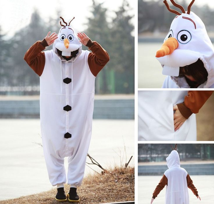 PajamasBuy - Disney Frozen Olaf Snowman Adult Onesies Pajamas Costume, CA$29.53 (http://www.pajamasbuy.com/disney-frozen-olaf-snowman-adult-onesies-pajamas-costume/)